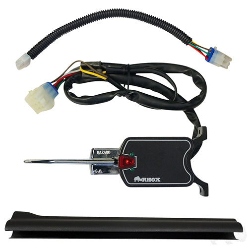 Turn Signal Kit, E-Z-Go RXV