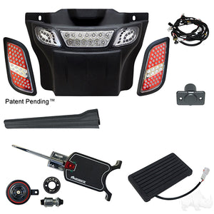 Build Your Own LED Light Bar Kit, E-Z-Go RXV 08-15, (Basic, OE Fit)