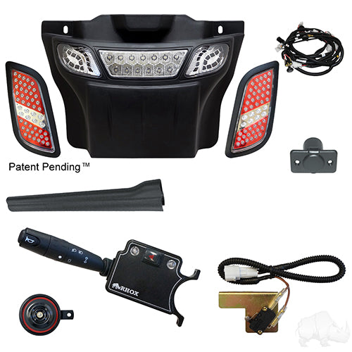 Build Your Own LED Light Bar Kit, E-Z-Go RXV 08-15 (Deluxe, Electric)
