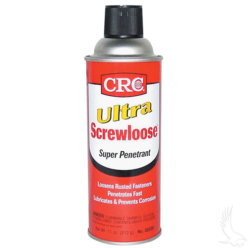 Spray, Ultra Screw Loose Penetrating Oil
