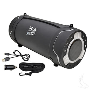 Speaker Tube, Portable Bluetooth
