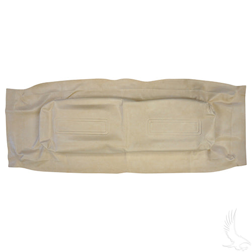 Seat Back Cover, Buff, Club Car Trans/Utility