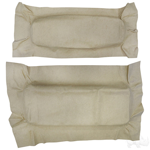 Cover Set, Rhino Seat, Club Car Precedent, Beige