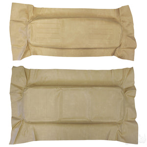 Cover Set, Rhino Seat, Yamaha G14-G22, Tan