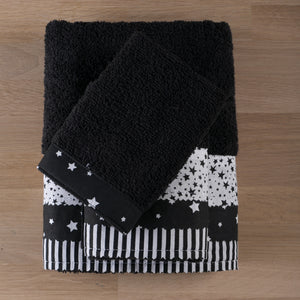 petseta patchwork black