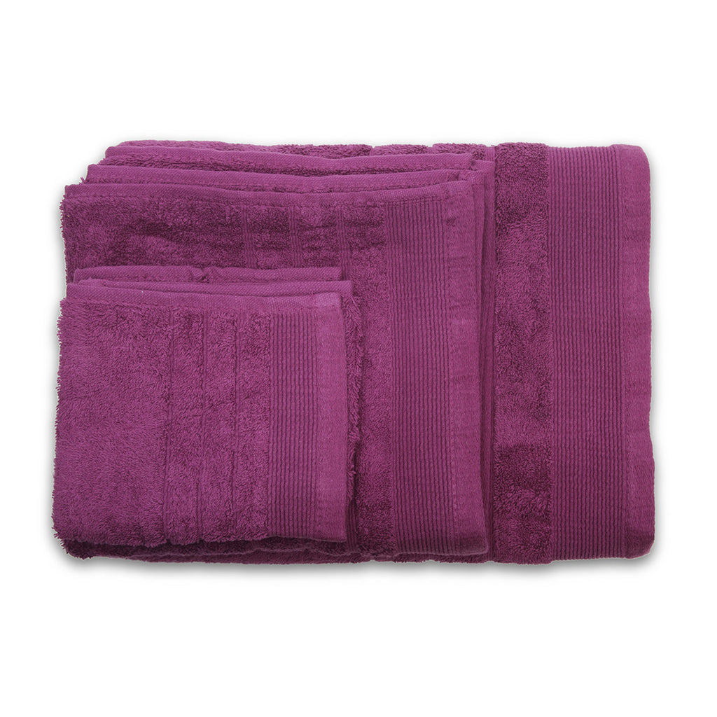 Πετσέτα Essential Cotton Mauve