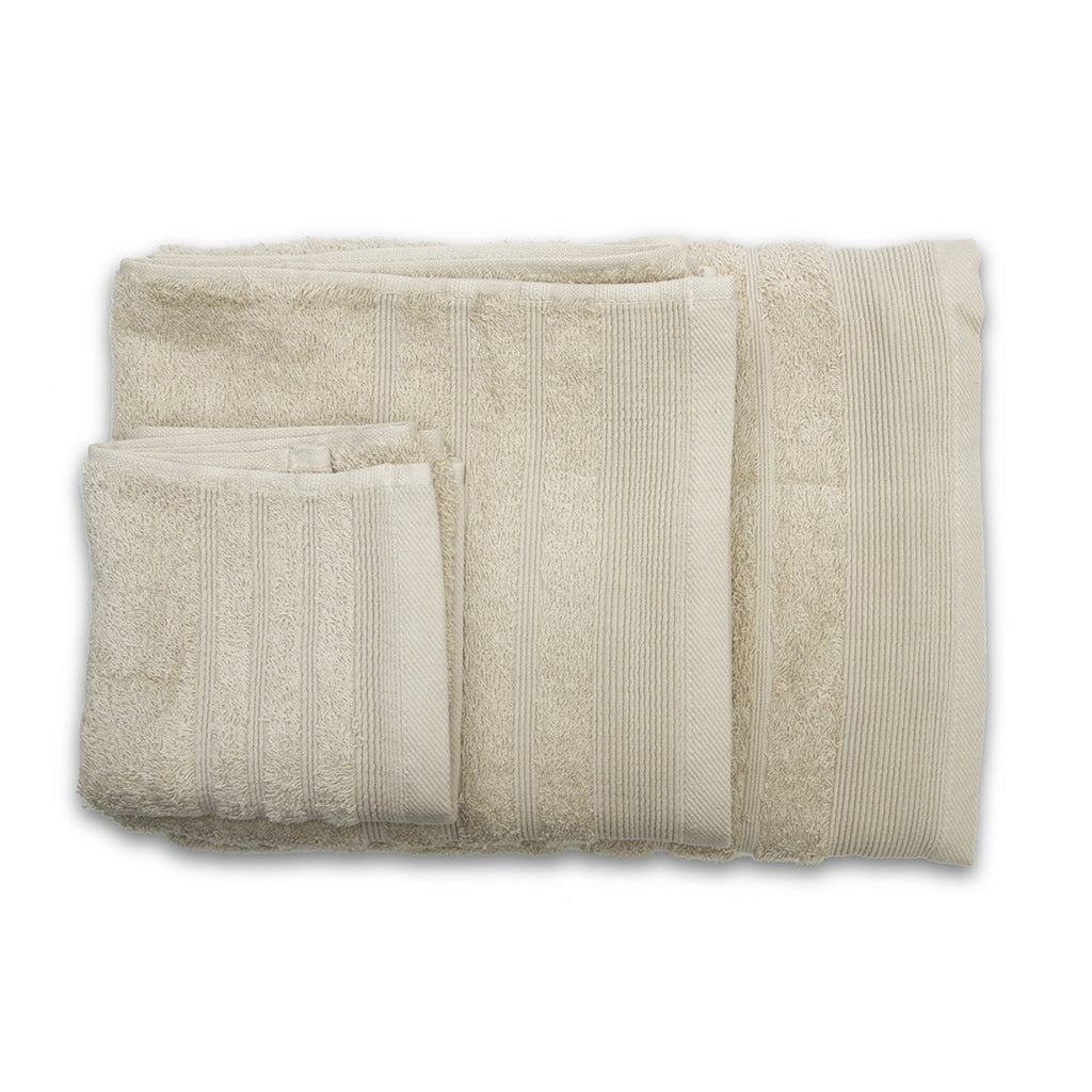 Πετσέτα Essential Cotton Sand