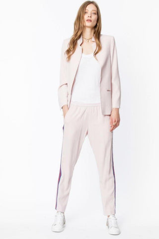 Zadig & Voltaire Volly Band Blazer