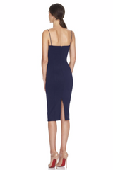 Misha Sophie Dress - Navy