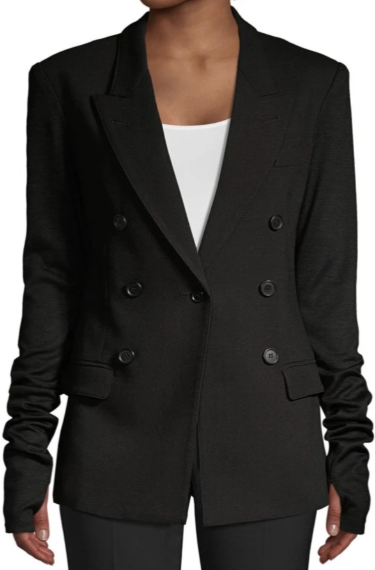 Smythe Not A Db Blazer - Black