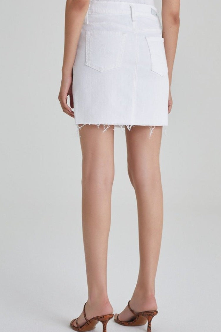AG The Vera Skirt - Retro White