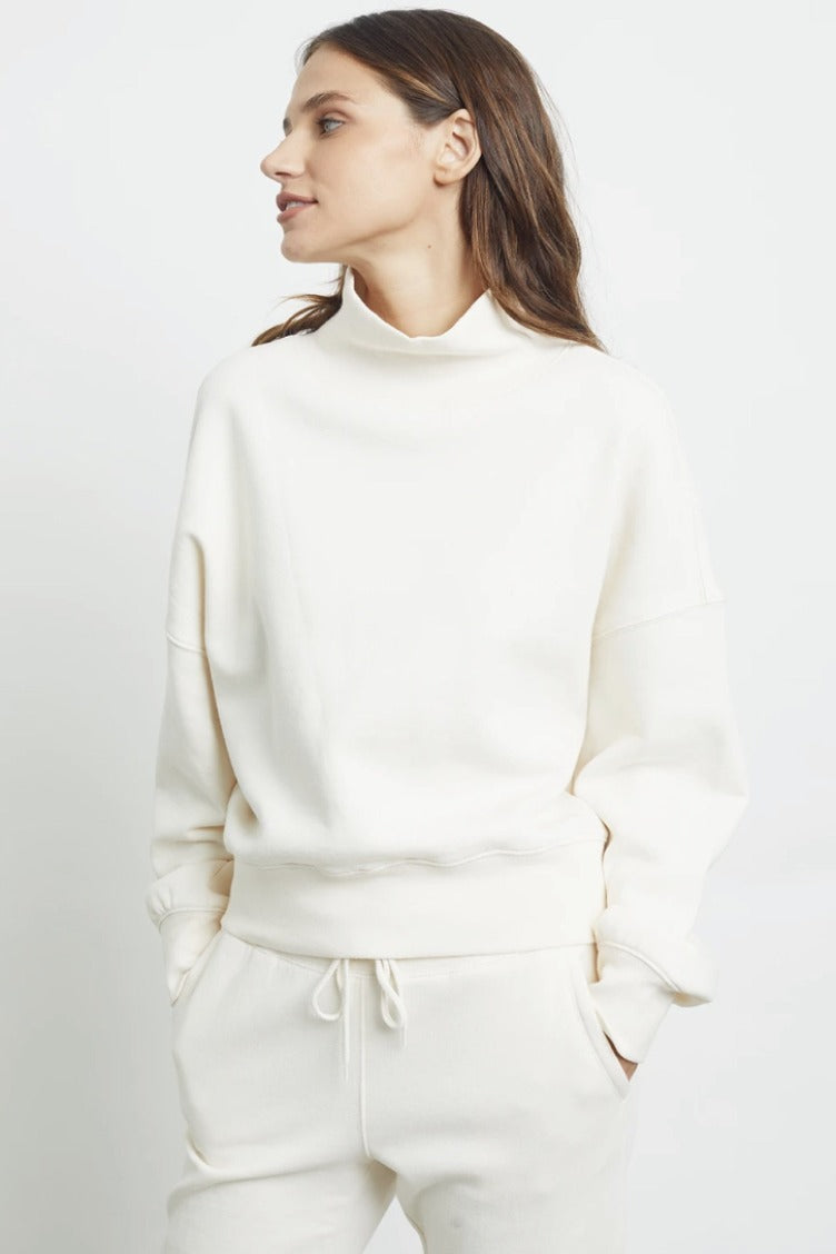 Rails Blair Sweatshirt - Winter White