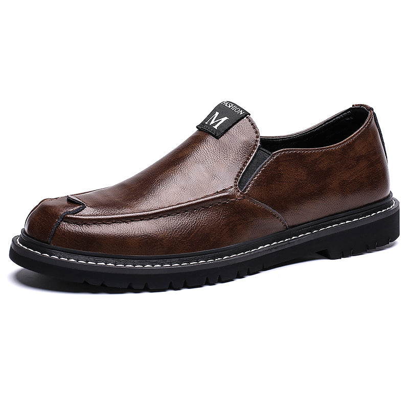 Double Stitched Comfy Sole Shoe Shoes