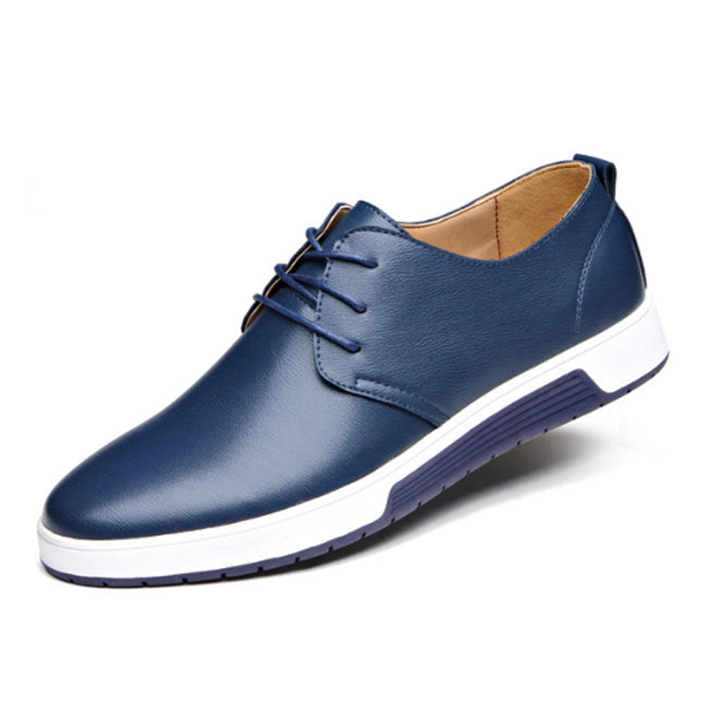 Flat Casual Soft Round Toe Oxford Sneaker Shoes