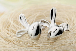 Cute & Awesome Bunny Earrings [Limited Supply]