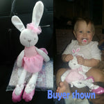 Lovely Plush Bunny *LIMITED SUPPLY*