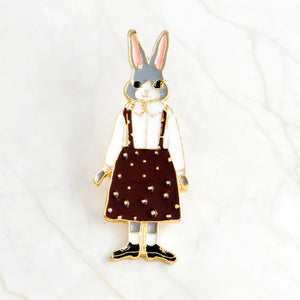 Awesome Rabbit Brooches [Perfect for Couples]