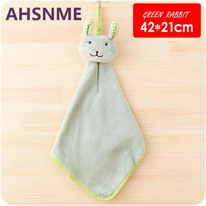 Bunny Hand Towel *Soft and Cute*