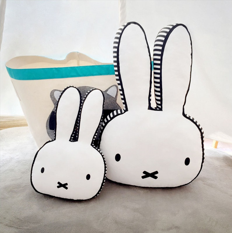 Cute Bunny Pillow (Best gift for Bunny Lovers)