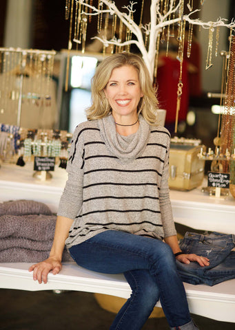 ADORN Boutique Owner- Kim Charlet