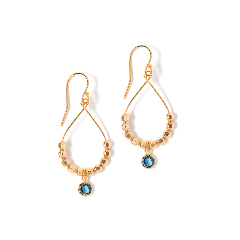 Hazel Gold-filled Earring