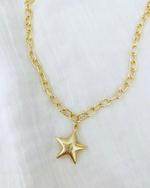 ALV Lauren Star Necklace