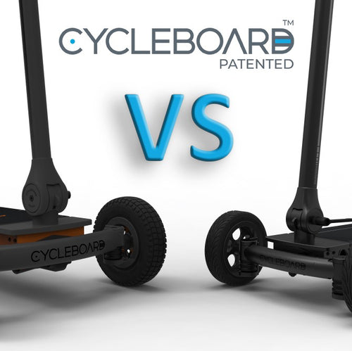 CycleBoard Compare Boards