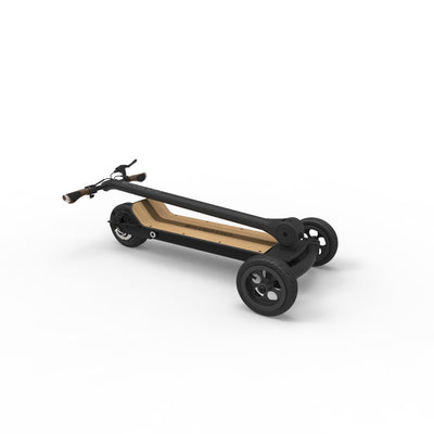 CycleBoard Phantom Black Woody Fold