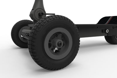 CycleBoard Rover Front Wheel off Road All Terrain Tyres