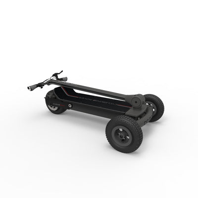 CycleBoard Rover Carbon Grey Fold