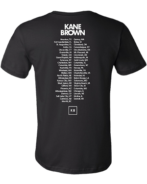 KB Ride All Night Tour Tee