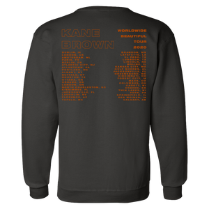 Worldwide Beautiful Tour Crewneck Sweatshirt