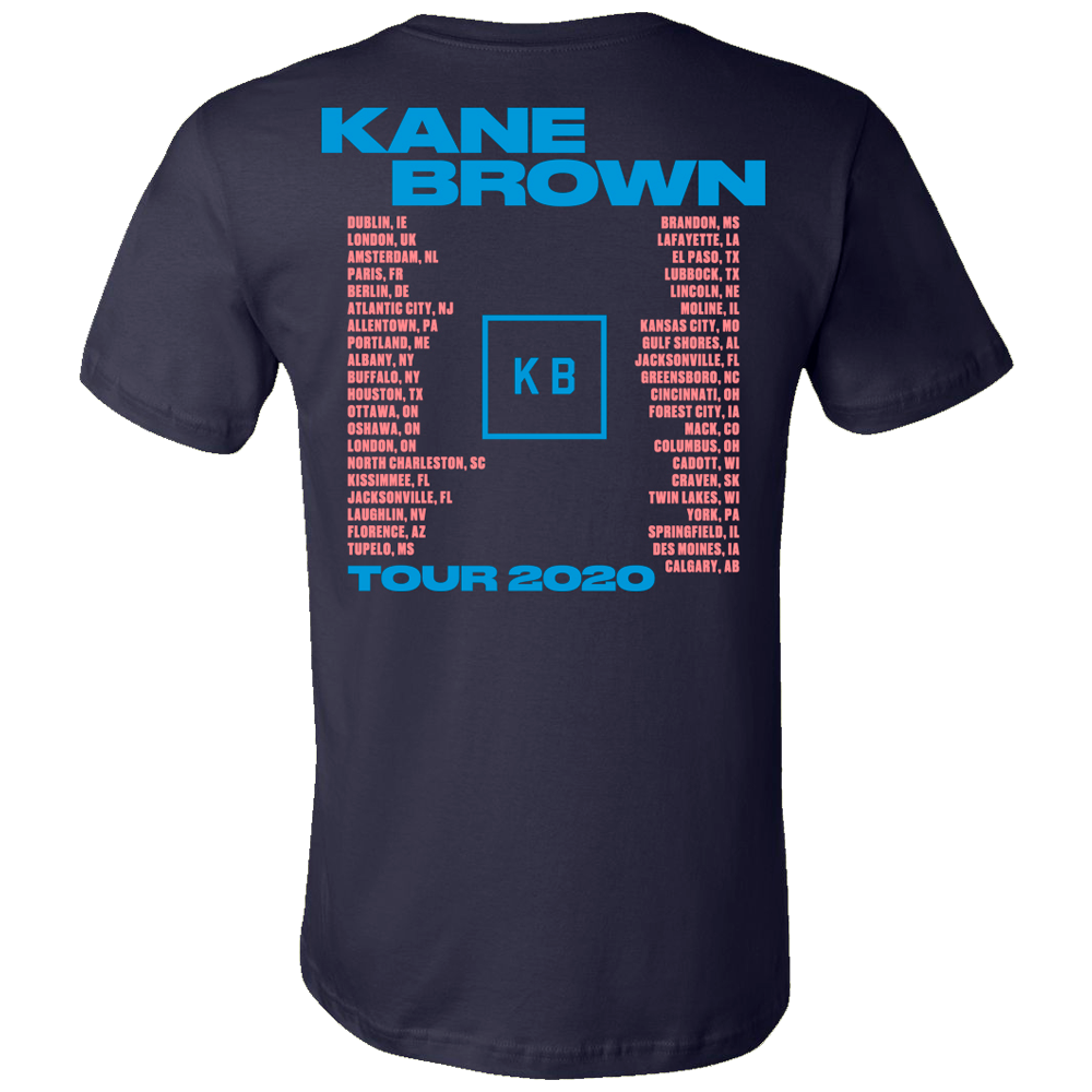 KB Photo Tour Tee