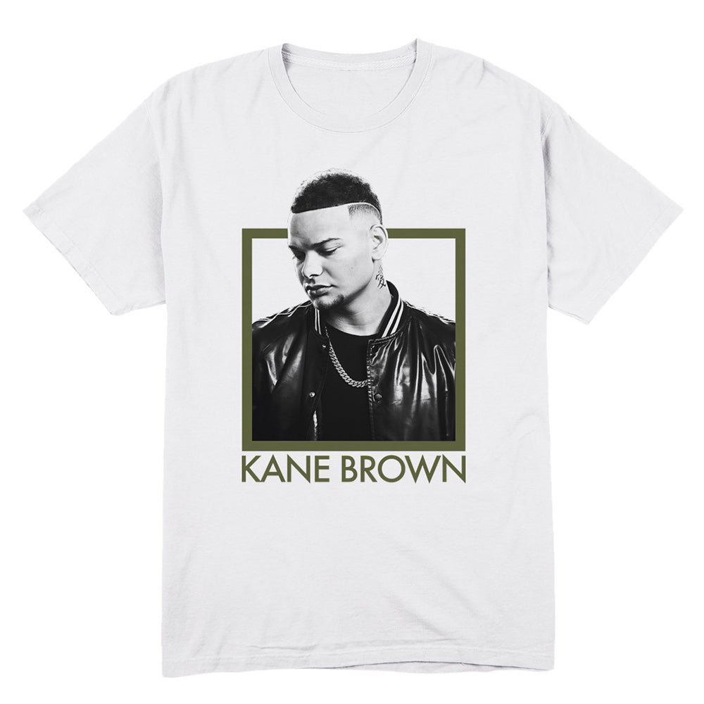 KB Photo Tee - White