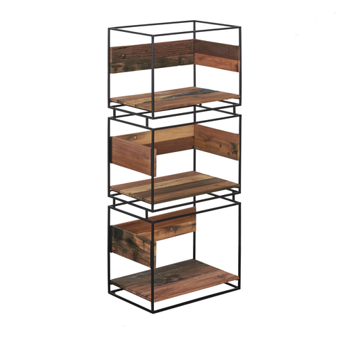 Kleo Nako Collection - Bookcase / Cabinets