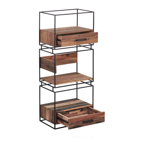Kleo Nako Collection - Bookcase  & Cabinets