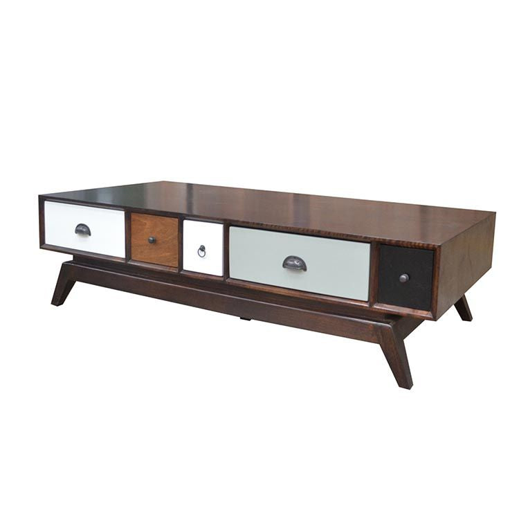 Art Multi Drawer Coffee Table