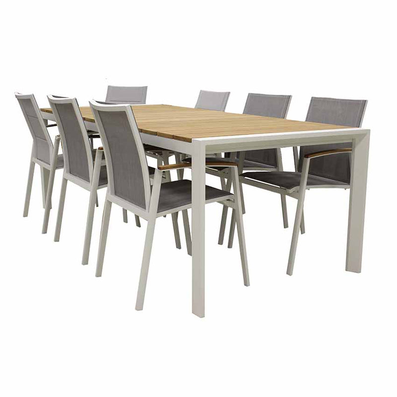 Columbia Ceramic Extension Table