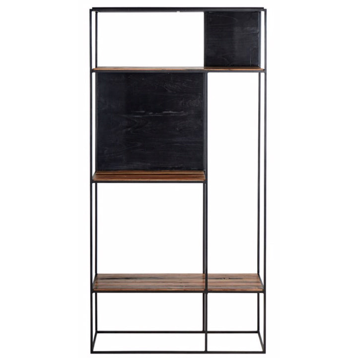 Industrial Bookcase - Dynasty