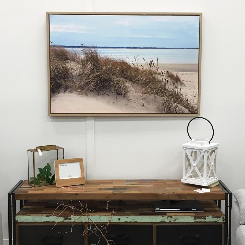 Canvas - Beach Scene