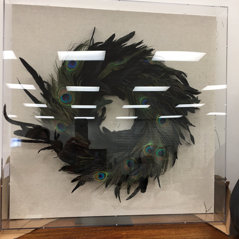 Zabdi Feather Art
