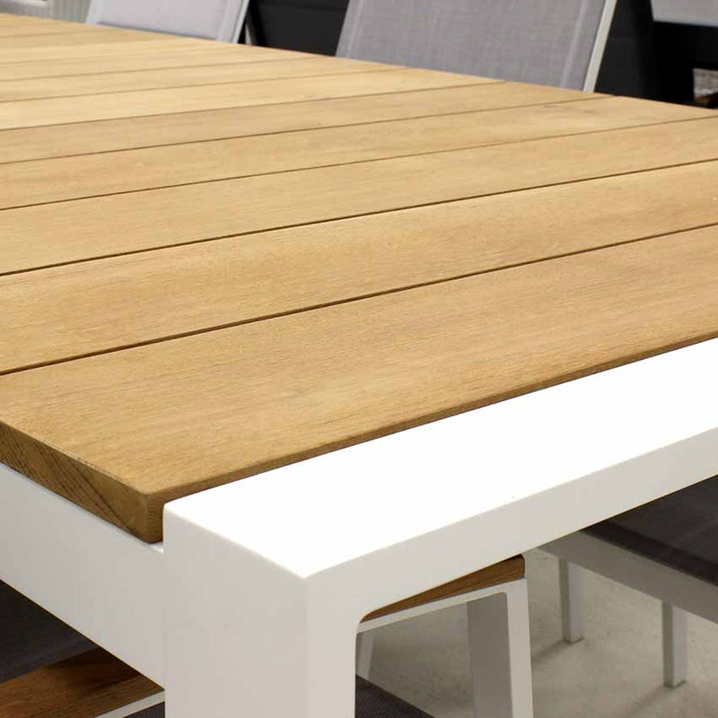 Cayenne Teak Dining Table - PLUS PACKAGE SUMMER DEAL !