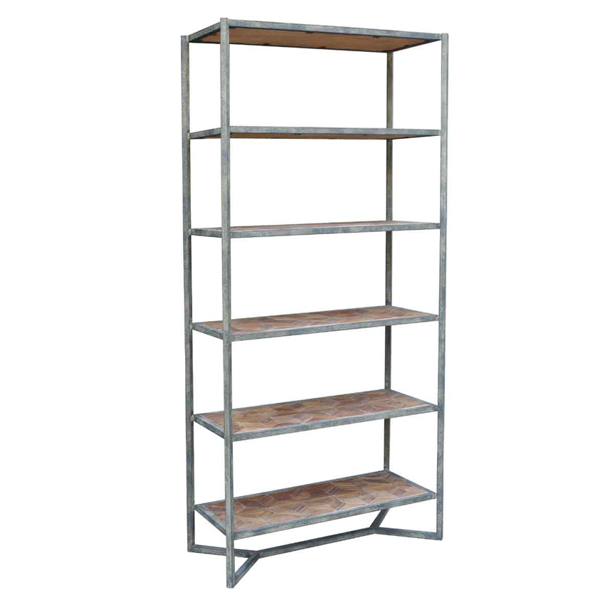 Industrial - 5 shelves