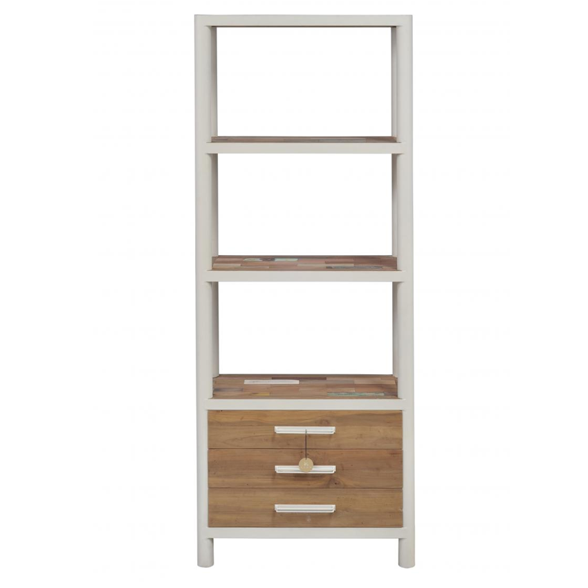 Kleo Bookcase 3 Drawers