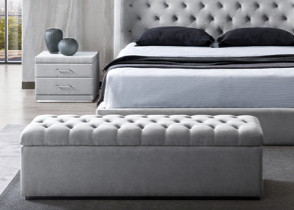 Vancouver Bed Ottoman / Storage