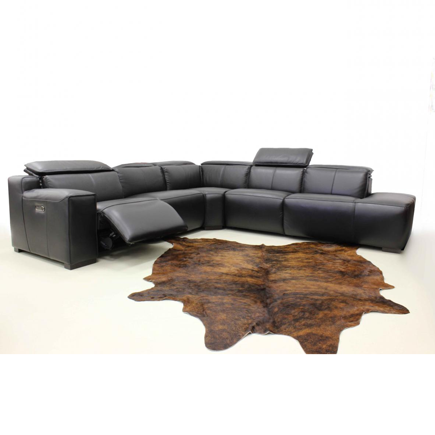 Sebastian Leather Modular Corner Recliner