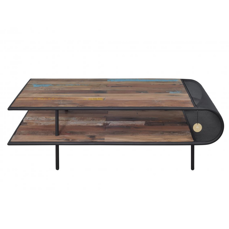 Sketch Oxygen Marble Coffee Table