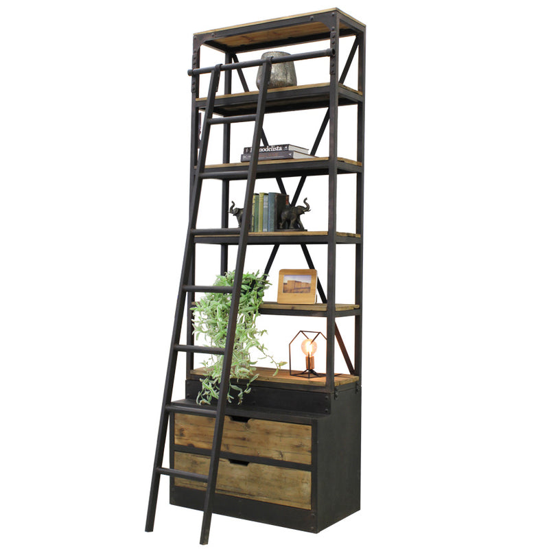Kleo 5 piece Shelf set