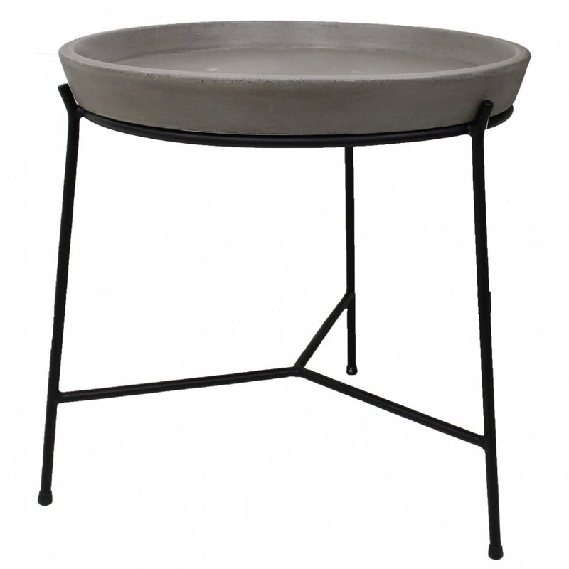 Side Table - Alba / Concrete - ON SALE