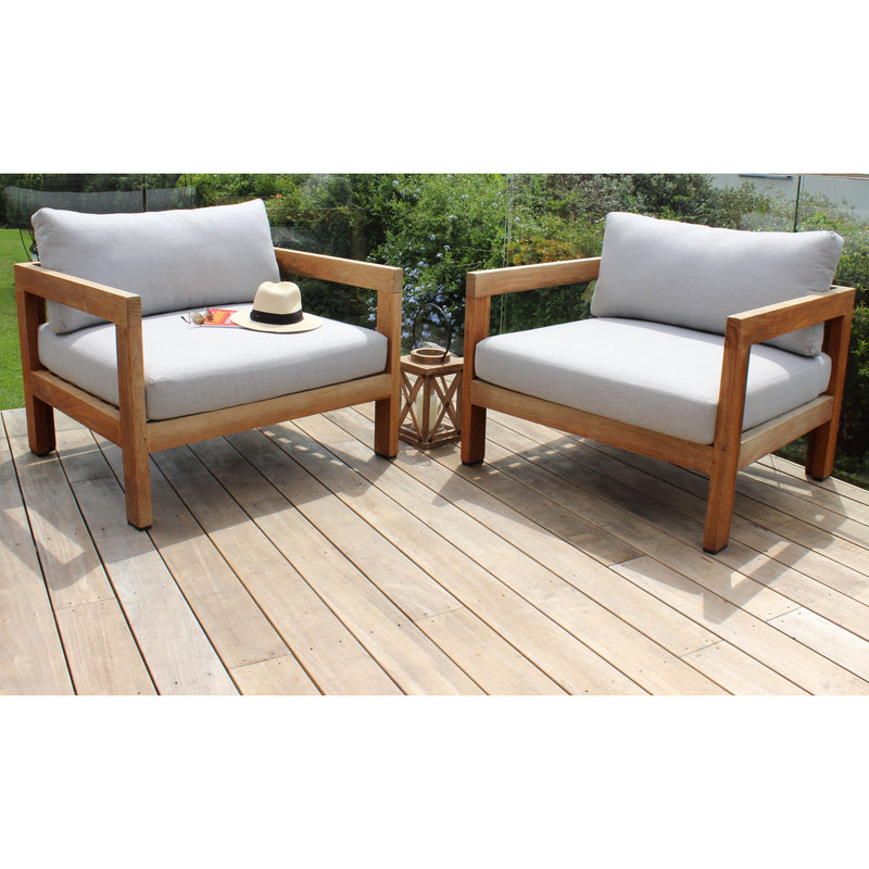Cove Teak Outdoor collection